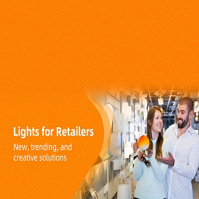 Lights for Retailers