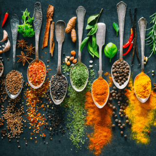 Seasonings & Food Ingredients