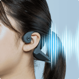 Bone-conduction Earphones