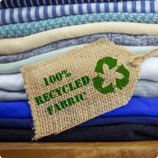 Recycle Fabric & Yarn For Green World
