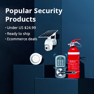 Popular Security Products