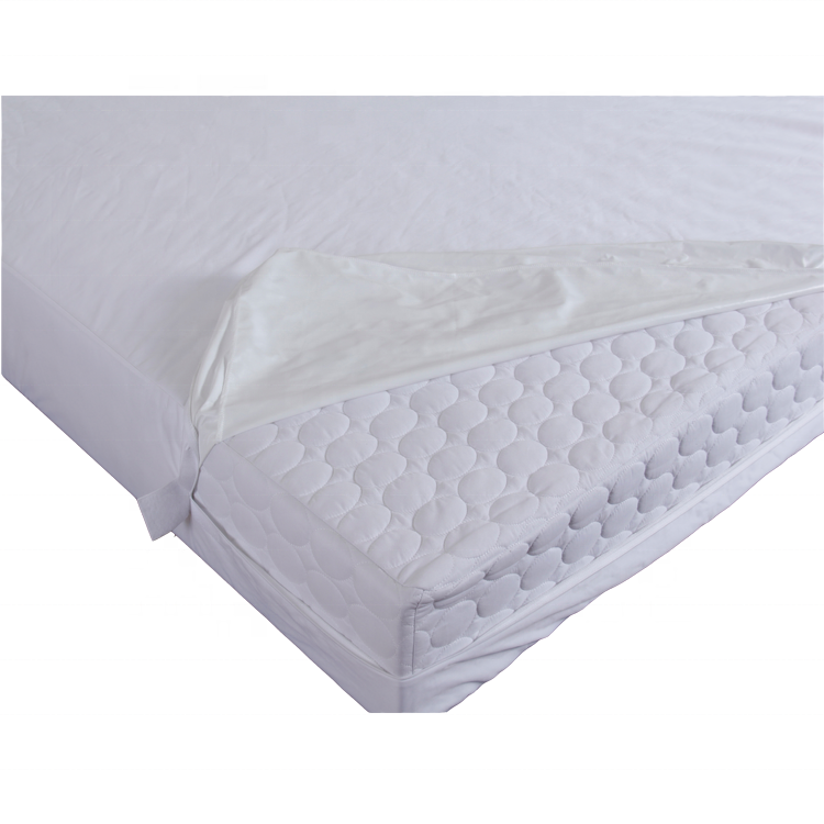 Top selling Anti-Dust mite Waterproof Bed Bug mattress encasement mattress protector cover with zipper