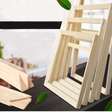 Pine Wood Solid Wooden DIY Stretcher bar canvas frames for painting by numbers