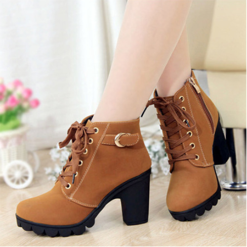 High quality waterproof and wear-resistant women's fashion boots