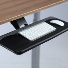 SmartMoves by Howard Miller Adjustable Keyboard Tray
