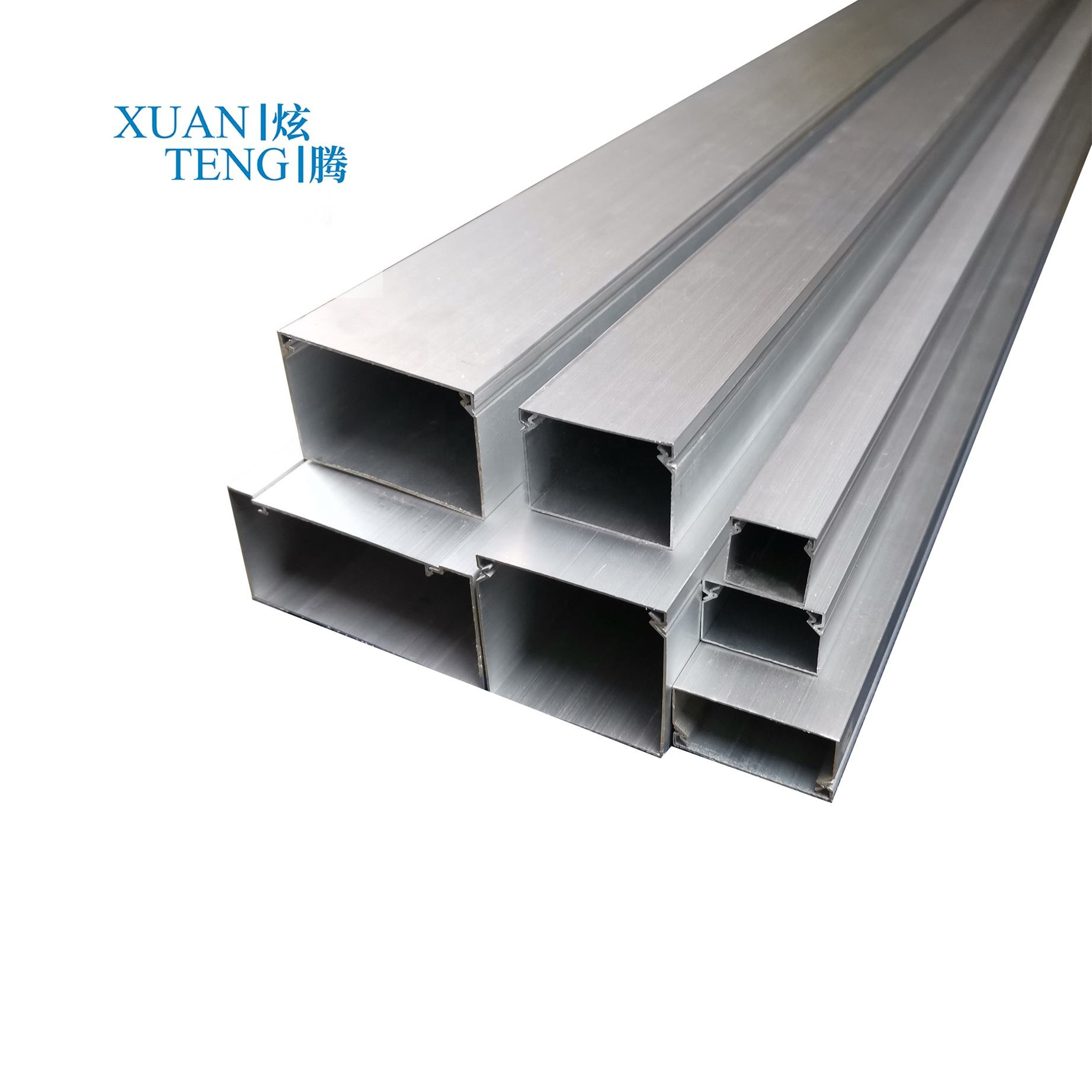 China Manufacturer Anodized Aluminium Square Tube With Good Quality