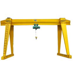 5 ton 10 ton Single Girder Chinese Gantry Crane for Industrial Factory