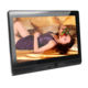 Fashionable design 7 inch english sexy video blue film digital photo framewith full function