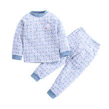 2019 Winter New Baby Clothes Set 2pcs Cotton Toddler Pajamas Underwear Baby Clothing Set