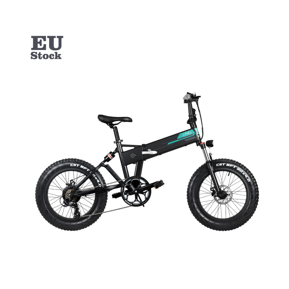 Fiido M1 Dropshipping 2wheels 250W12.5Ah cross country city electric bike portable collapsible bicycle Europe warehouse