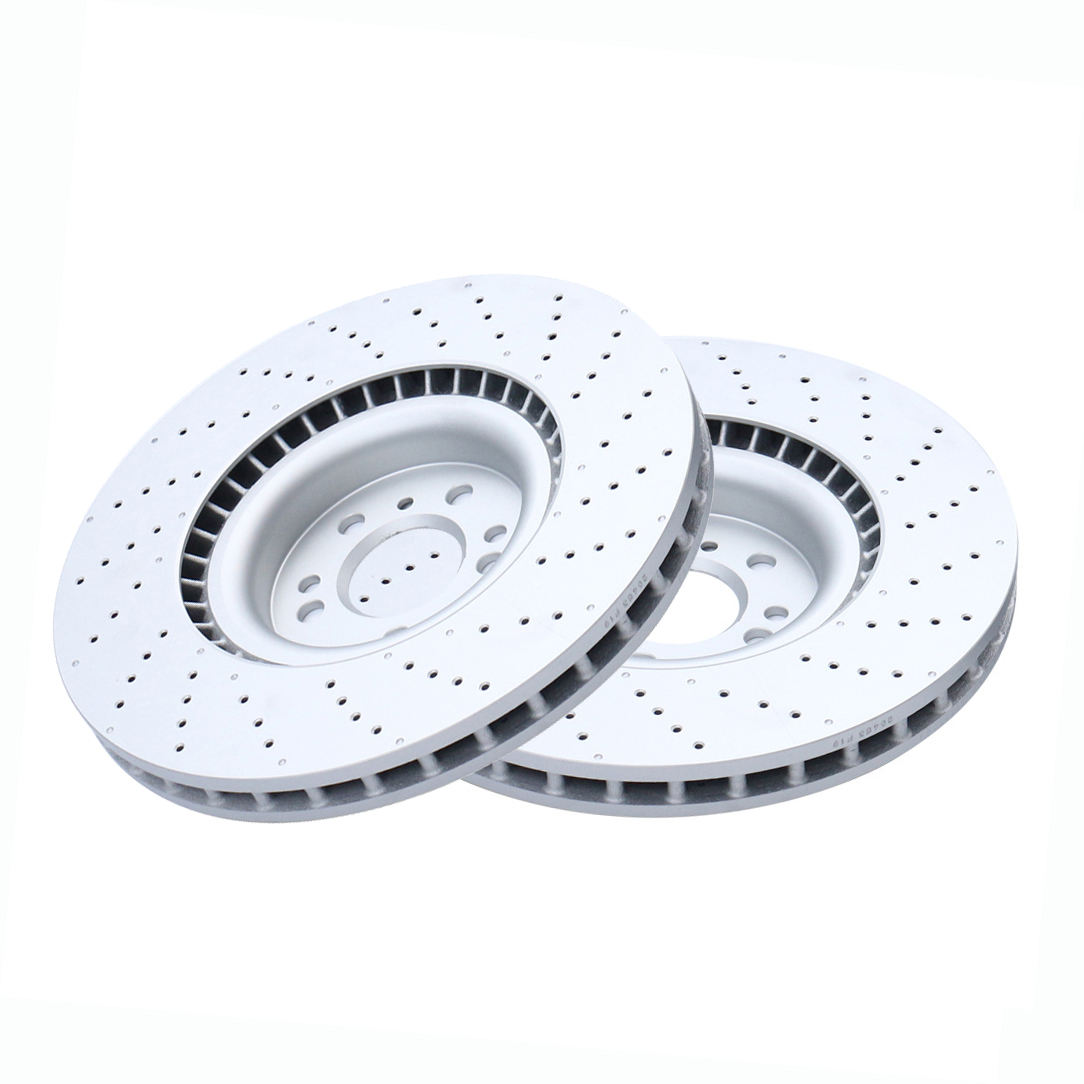 Brake disk rotor auto brake parts disc brake pads for audi Q5