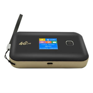 4G wifi modem with sim card slot LTE 4G router with wireless router Powerbank Pocket wifi