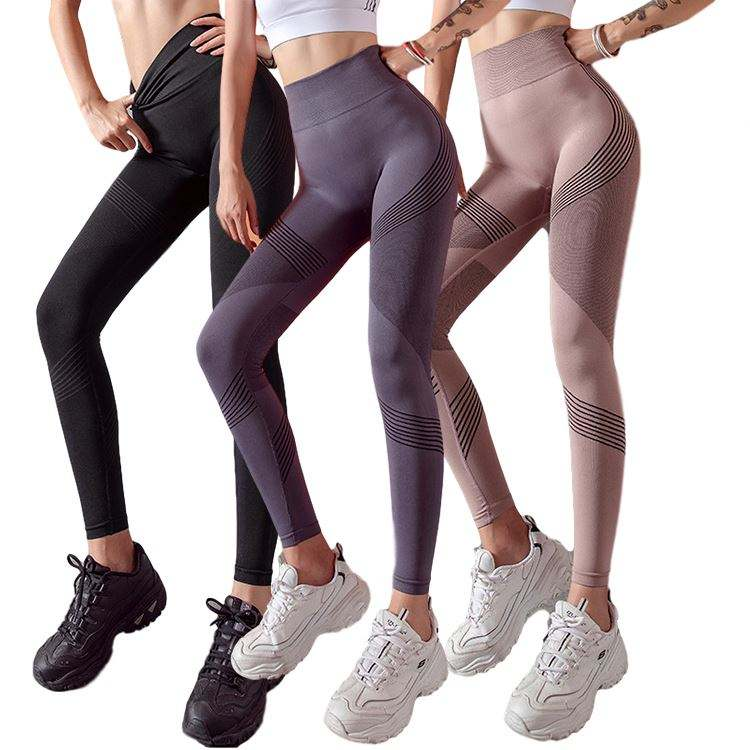 Oem Quick Dry Women High Quality Tummy Control Indian Girl Yoga Pants