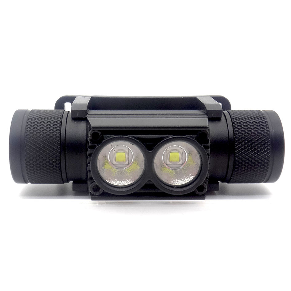 Rechargeable LED Headlight XM-L2 LED Headlamp Head Lamp Torch Light With 18650 Battery Best For Camping Fishing Headlamp