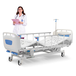 D3w Available In 7 Days Hospital Adjustable Multifunction Medical Bed Parts