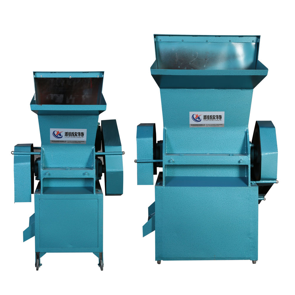 China Manufacture Automatic Plastic Bottle Shredders, Factory Price Industrial Plastic Film Crushing Machines