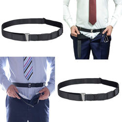 HZO-18004 Business Shirt Stays Garters Leg Belt Suspenders Men Braces For Shirt Holder adjustable length no-slip
