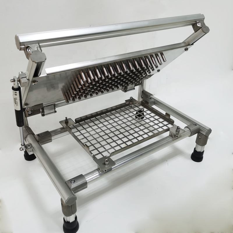 Table-Top Demoulder Digital <span class=keywords><strong>Komersial</strong></span> Coklat Mesin Demolding Manual Pengupas Cetakan Silikon Demolder untuk Permen Coklat