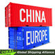 Competitive FCL/LCL sea/Ocean freight cargo shipping rates china agent to KERRY/KILDARE/KILKENNY