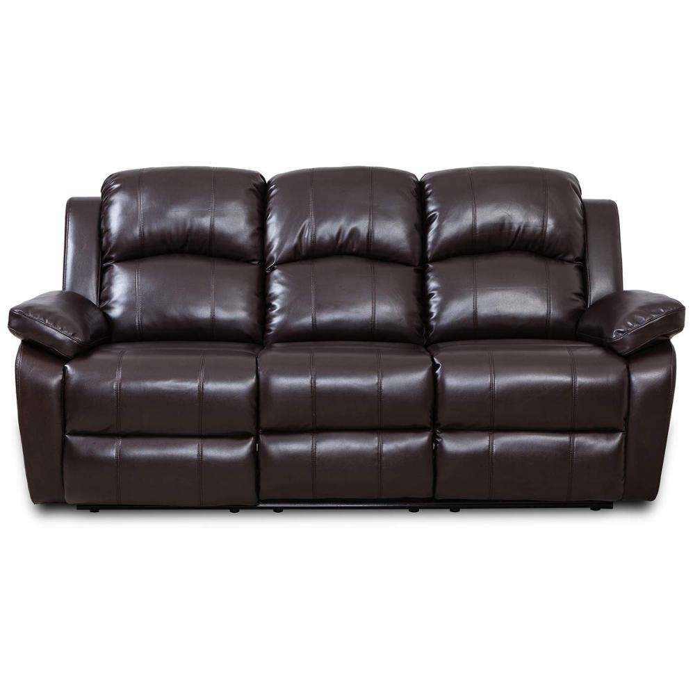 Hot sales 3+2 fancy leather comfortable lazy boy recliner sofa