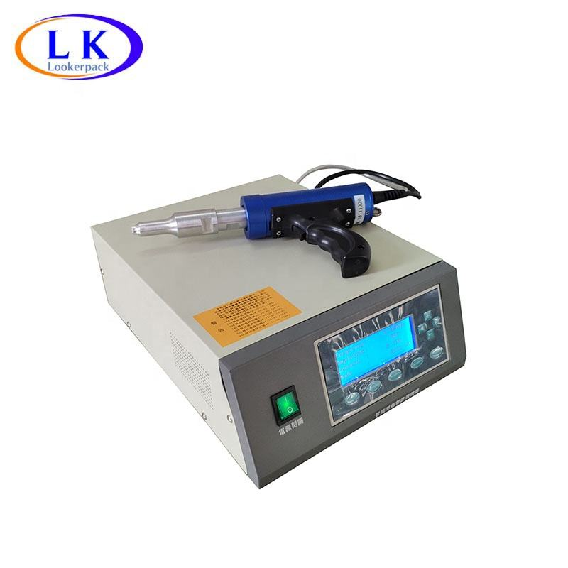 Handheld Ultrasonic plastic welding machine