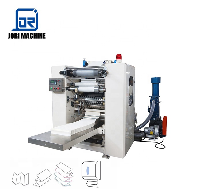 V Fold Hand Towel Machine Price With Reasonable Cost Performance