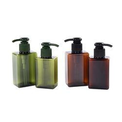 China manufacture 100ml 150ml 250ml 280ml 450ml 650ml press pump plastic bottles