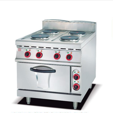 Electric Range With 4-Hot Plate&Oven,Electric Oven With Hot Plate