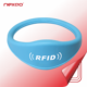 Wristband Nfc Silicone Rfid Wristband Children Tracking Silicone RFID Wristband 13.56khz NFC Bracelet