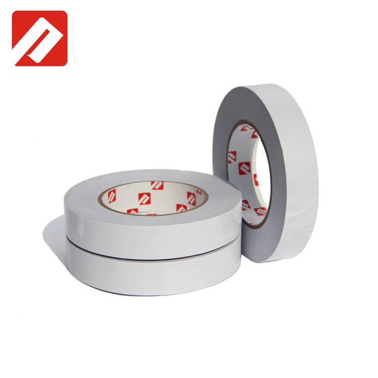 Adhesive Tape Manufacturer Wholesale High Adhesion Solvent Adhesive D/S Double Sided Coated Tissue Tape