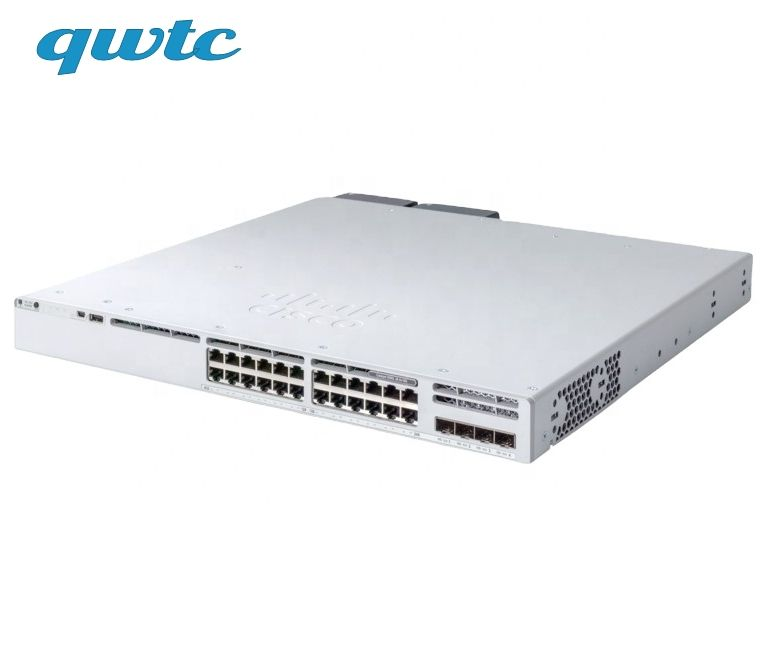 C9300L-24T-4G-A 9300L Series 24p Data Jaringan <span class=keywords><strong>Keuntungan</strong></span> 4x1G Uplink Switch