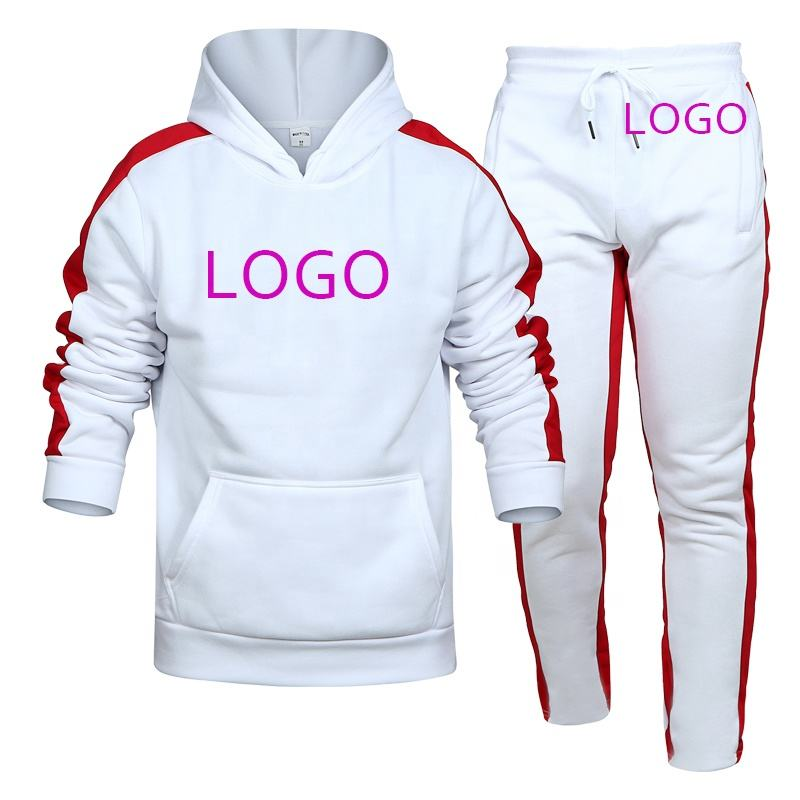 Hot sell ready to ship mens set jogging unisex sweat suits sets men track suits tracksuits