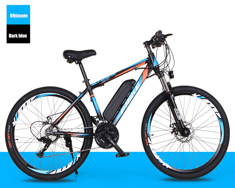 26 - inch electric motor lithium trek dirt mountain e bike adult variable speed trail pit road fat bicycle