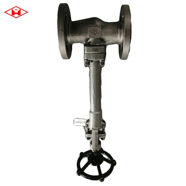 ductile iron DJ41Y flanged gate valve