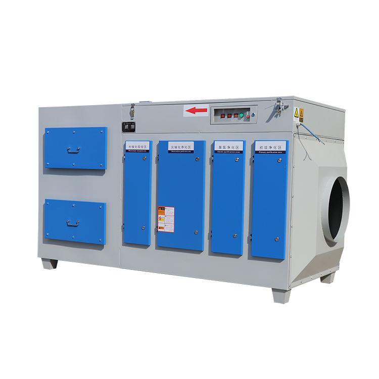 Küçük hava temizleme elektrostatik çöktürücü <span class=keywords><strong>ürün</strong></span>ler duman kontrolü için