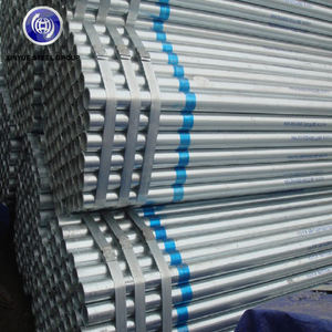 Tianjin manufacturer steel profile ms square tube galvanized steel pipe gi pipe price for building