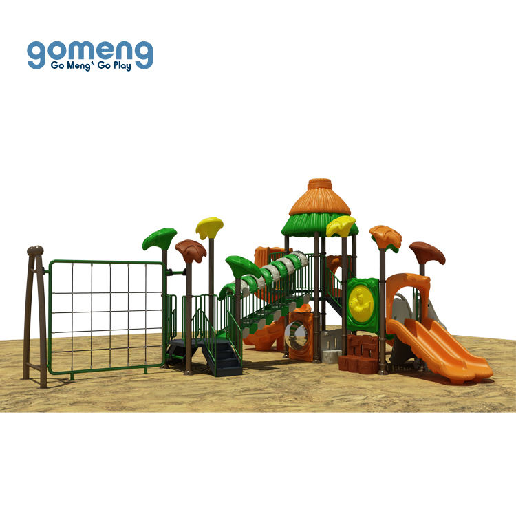 Tree House Series Optional Slides Kids Outdoor Playground