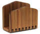 Wood Adjustable Napkin Holder