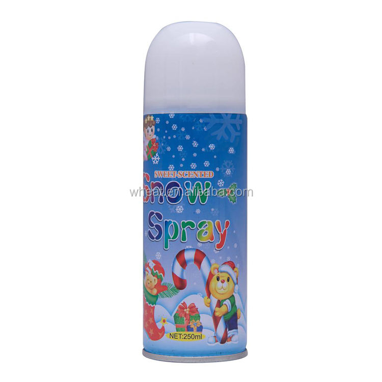 250ml Foam Spray Snow Christmas Party Decoration