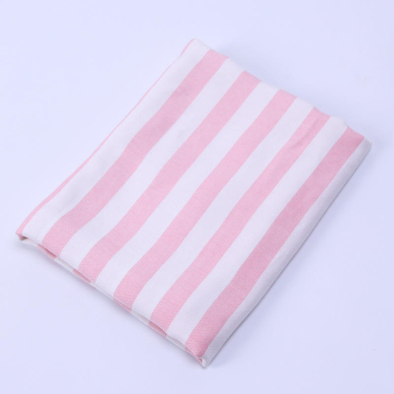 Printed Baby Bamboo Fiber Baby Throw Blanket Summer