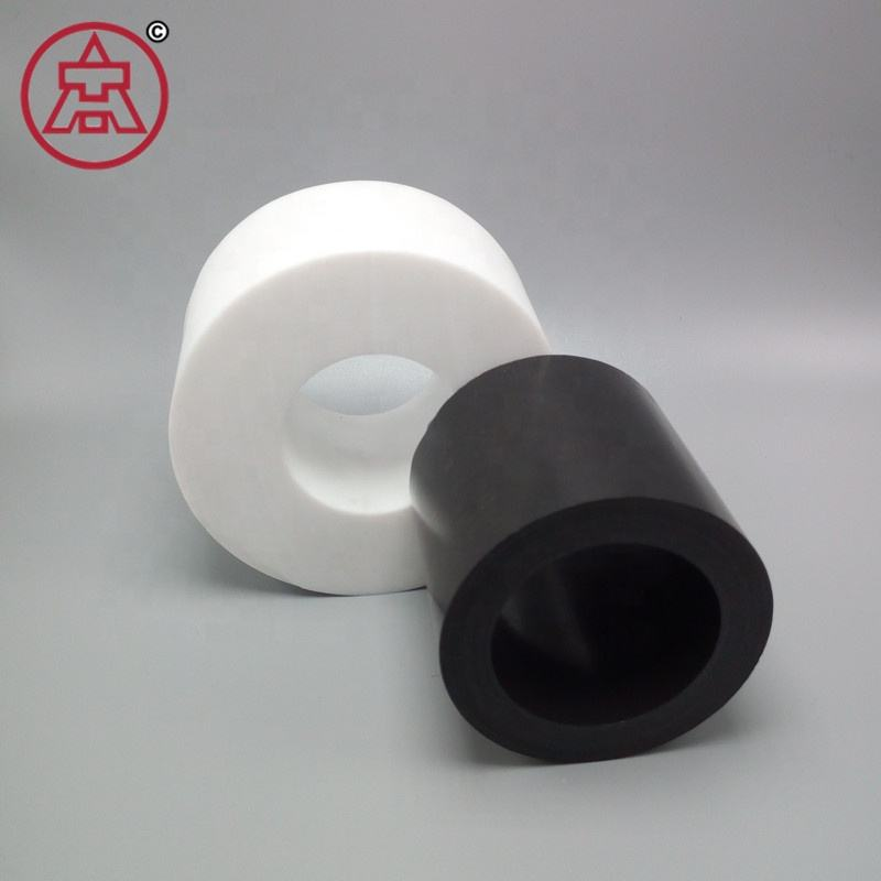Virgin PTFE Tube by Molded, Extruded, Filled Graphite, Fiberglass, Carbon, Bronze