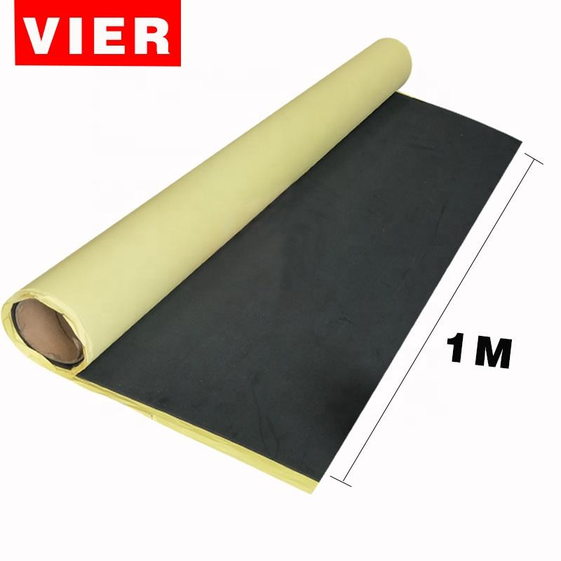 High viscosity 1m wide single/double eva foam tape for cushioning window sound insulation