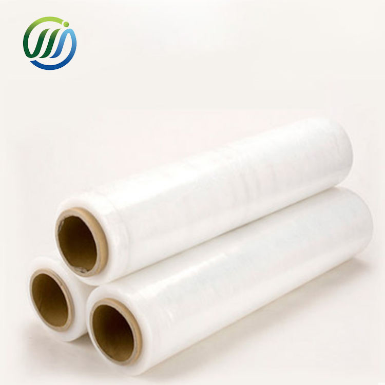 500Mm 2.2Kg Stretch Film Rolls Film Stretch rolls pvc plastic cup film