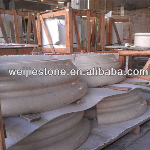 Natural Stone Customermized Decorative Wall Columns base