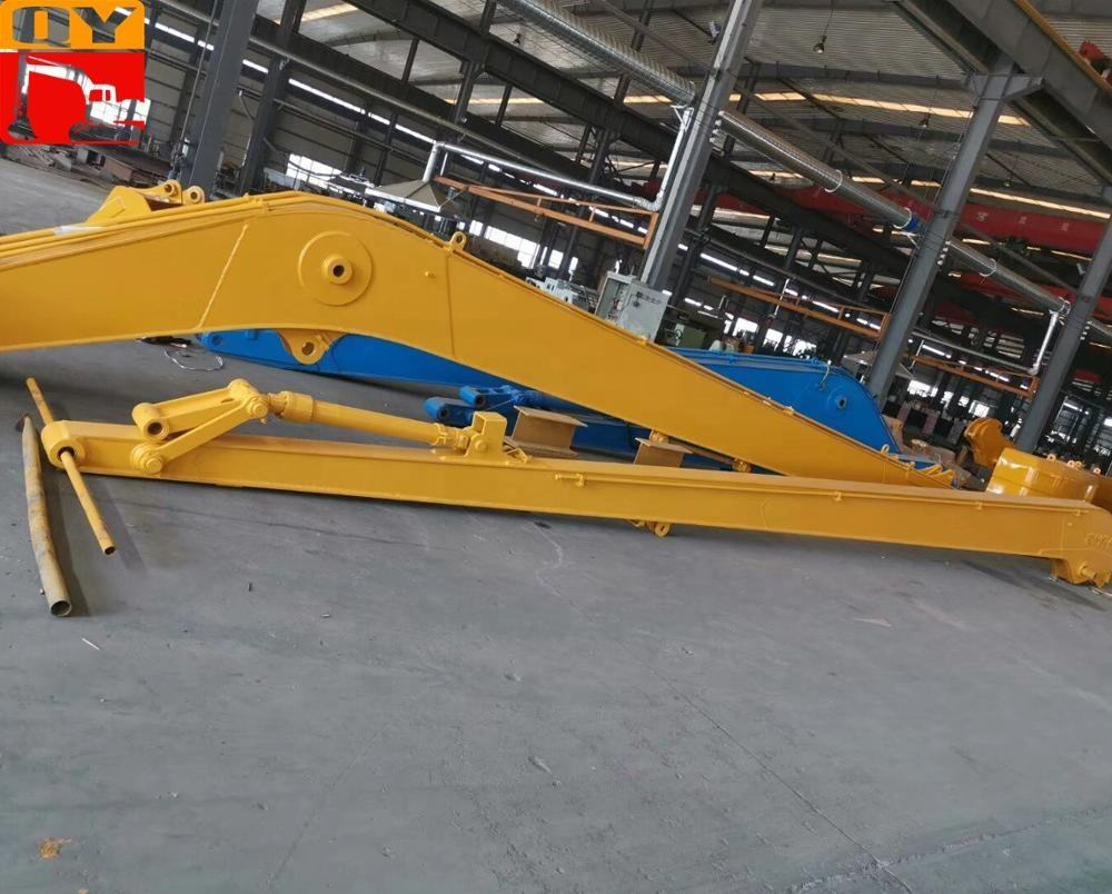 Excavator PC200-6 PC300 PC400 Excavator Long Reach Boom And Arm