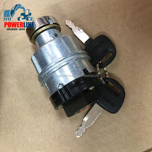 EX200-3 EX120-2 EX120-3 EX110-5 diesel engine 4448303 Ignition Switch Key for HITACHI excavator parts