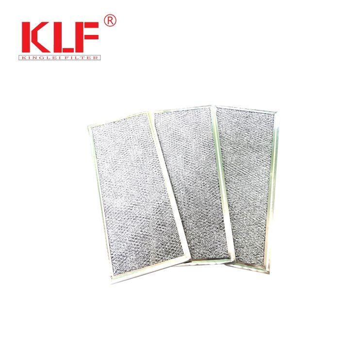 Aluminum Microwave Grease Filters 12.9 x 5.83 x 0.08 inch