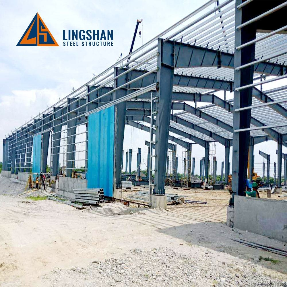 Free Design Steel Structure Warehouse Over 20 Years Professional Production