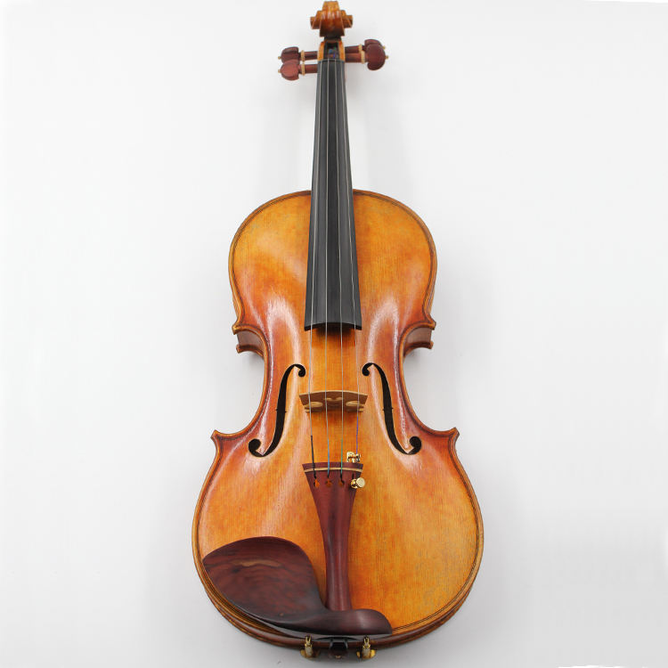 Hot selling guarneri violins hand painted violin popular in stock