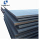 Structural plate for shipbuilding or pressure alloy steel plate